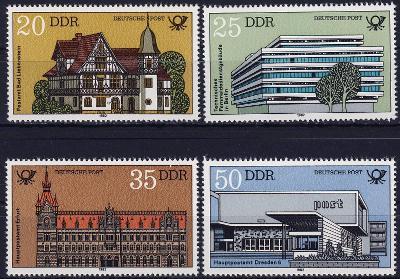 DDR 1982 **/ Mi. 2673-6 , komplet , pošta , /BL/