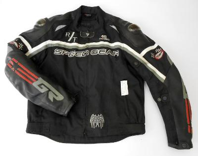 """Textilní bunda vel.L/52, """"MODEKA"""", Odep.termovložka"""
