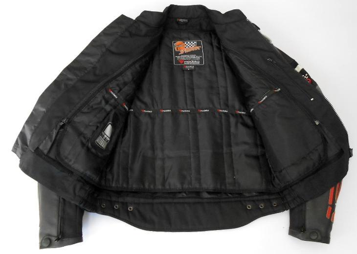 """Textilní bunda vel.L/52, """"MODEKA"""", Odep.termovložka - Náhradní díly a příslušenství pro motocykly"""