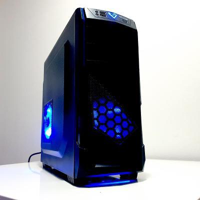Herní PC - Intel i7, GeForce GTX 1060, 16GB RAM, SSD 1.5TB