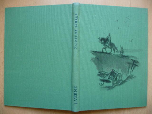 Julius Verne - Zatopená Sahara - J. R. Vilímek - Knihy