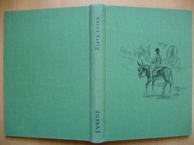 Julius Verne - Zlatá sopka - J. R. Vilímek - 1926