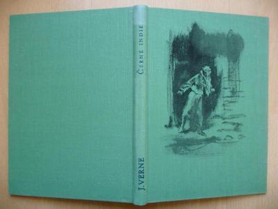 Julius Verne - Černé Indie - J. R. Vilímek - 1928
