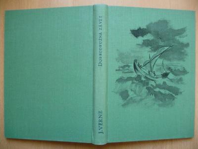 Julius Verne - Dobrodružná závěť - J. R. Vilímek - 1928