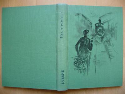 Julius Verne - Hra o dědictví - J. R. Vilímek - 1927