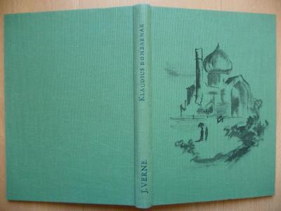 Julius Verne - Klaudius Bombarnak - J. R. Vilímek - 1928