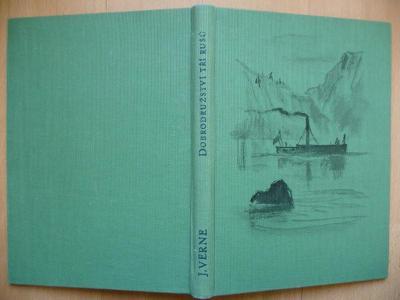 Julius Verne - Dobrodružství tří rusů  - J. R. Vilímek - 1928