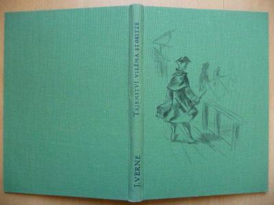 Julius Verne - Tajemství Viléma Storitze  - J. R. Vilímek - 1926