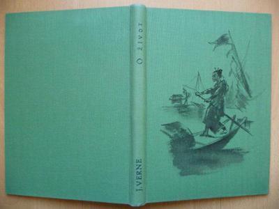 Julius Verne - O život  - J. R. Vilímek - 1926