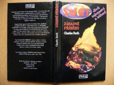Svět divů tajemství a záhad - Záhadné příběhy - Charles Forth - 1995