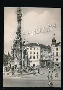 Olomouc T335 Socha sv. Trojice Na Výšku