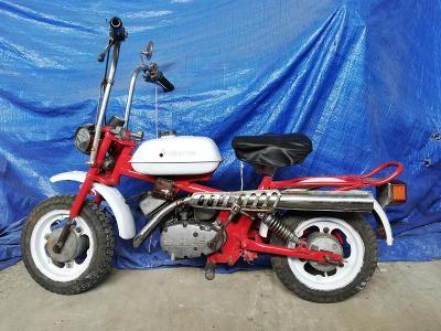 moped Mini Riga 50ccm , viz. foto