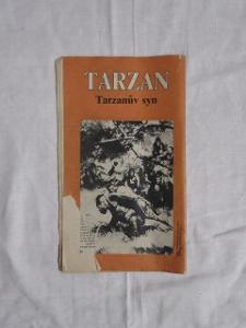 Edgar Rice Burrough - Kniha Tarzanův syn 1990 !!!