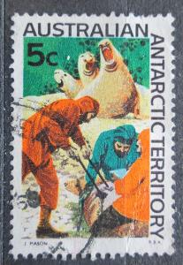 Australská Antarktida 1968 Rybáři Mi# 11 2020