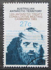 Australská Antarktida 1983 Polární badatel Mi# 60 2022