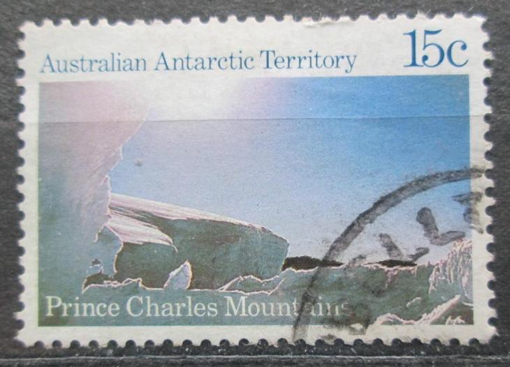 Australská Antarktida 1984 Hora prince Charlese Mi# 64 2022 - Filatelie