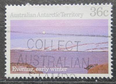 Australská Antarktida 1987 Podvečer Mi# 77 2024
