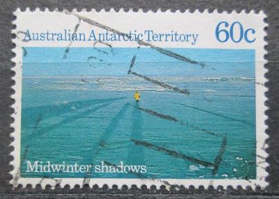 Australská Antarktida 1987 Zimní stíny Mi# 78 2027
