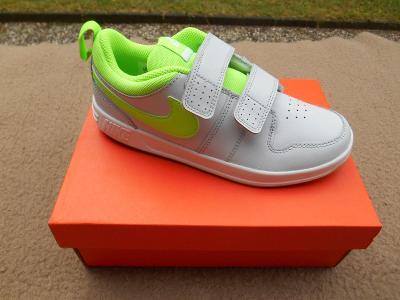 """Nové dětské boty - tenisky zn.: """"NIKE Pico 5"""",  vel. 32"""