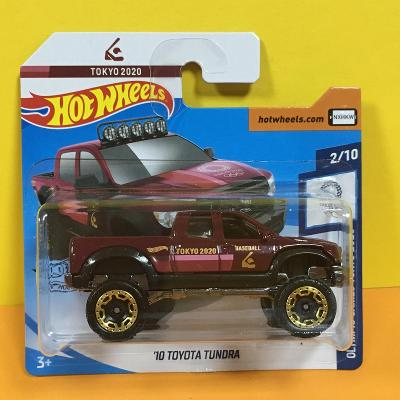 '10 Toyota Tundra - Tokyo 2020 Baseball - Hot Wheels 183/250 (E15-h6)