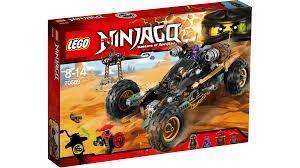 Lego 70589 Ninjago - Terénní vozidlo