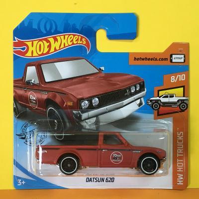 Datsun 620 - Hot Wheels 2020 182/250 (E21-h3)