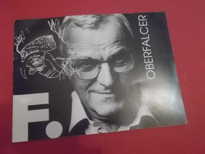 František Oberfalcer - katalog (A4)