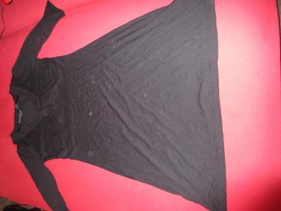 šaty černé ZERO