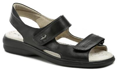 dámské sandály Axel AX2154 černá Nové vel.36