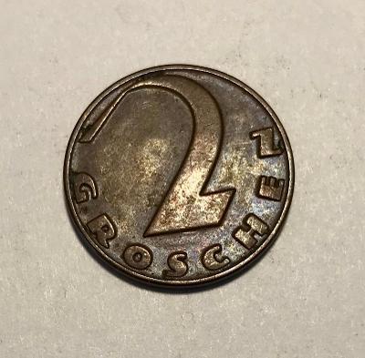 2 Groschen 1937