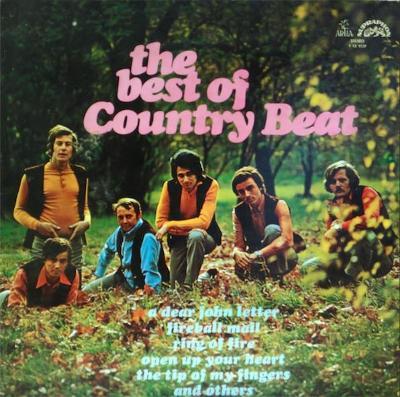 Jiří Brabec & His Country Beat* – The Best Of  Nm jako nová