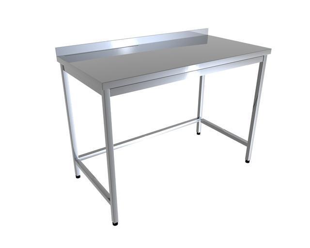 Nerezový stůl 160x70x85cm - Vybavení obchodu