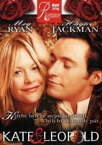 Kate a Leopold - DVD pošetka