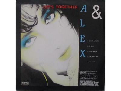 1991 Alex & Daniel (2) – Let's Together Label: Gennex – GE– TOP STAV