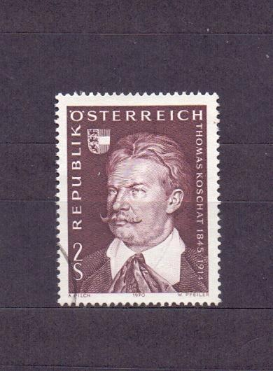 Rakúsko - Mich. č.1336