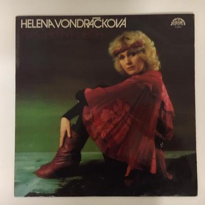 Helena Vondráčková – Zrychlený Dech - LP vinyl