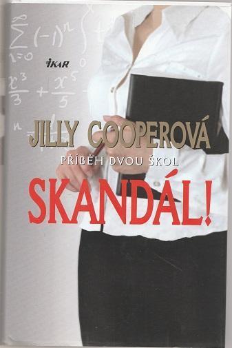 Skandál - Cooperová