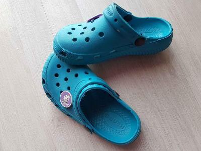 Pantofle dětské velikost 31