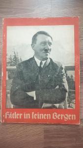 Hitler in seiner Bergen-Heinrich Hoffmann-1938-foto!!!