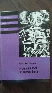 Poselství z vesmíru - Clifford D. Simak