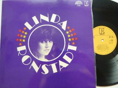LINDA RONSTADT Greatest Hits Volume Two - Blue Bayou/Back In The U.S.A