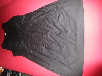 šaty   černé CAMAIEU