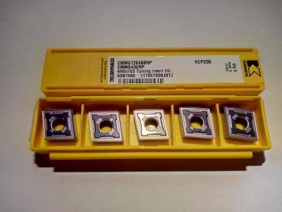 plátky KENNAMETAL CNMG120408RP 60ks.
