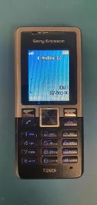 # Mobilní telefon tlačítkový Sony Ericsson T280i - A050