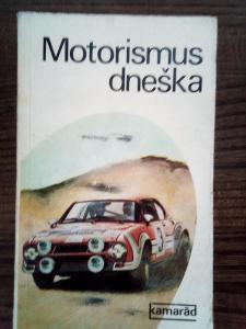 Kniha Motorismus dneška
