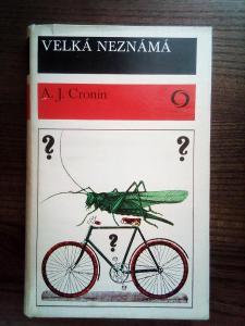 Velká neznámá A. J. Cronin