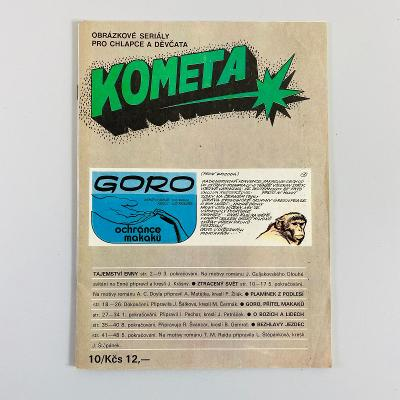 KOMIKS - KOMETA