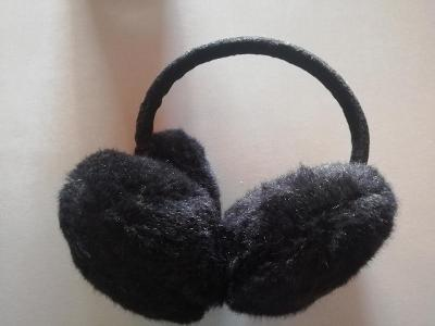 Klapky na uši srdíčko