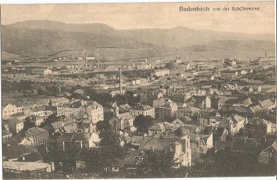 PODMOKLY - Děčín