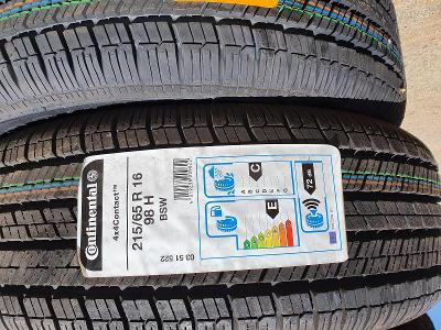 215/65R16 98H 4x4Contact CONTINENTAL